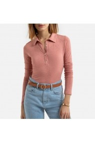 Tricou Polo La Redoute Collections GHI906 roz