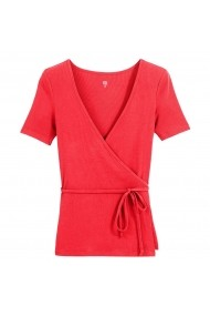 Tricou La Redoute Collections GHI982 roz