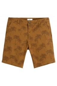 Pantaloni scurti La Redoute Collections GHJ071 maro