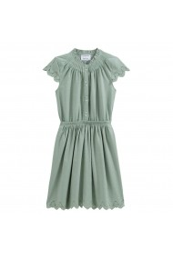 Rochie BALZAC PARIS x LA REDOUTE COLLECTIONS GHJ290 verde