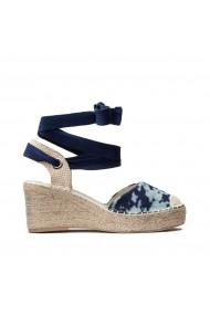 Espadrile LA REDOUTE COLLECTIONS PLUS GHK093 albastru
