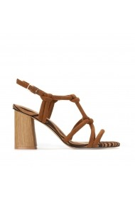 Sandale La Redoute Collections GHL668 camel