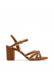 Sandale La Redoute Collections GHL669 camel