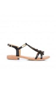 Sandale LES TROPEZIENNES par M BELARBI GHN383 negru