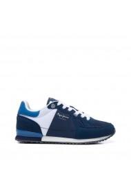 Pantofi sport PEPE JEANS GHO727 albastru