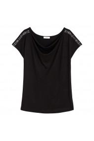 Tricou ANNE WEYBURN GHP373 negru