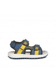 Sandale GEOX GHQ464 bleumarin