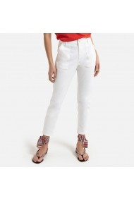 Pantaloni lungi VERO MODA GHR319 alb