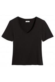 Tricou La Redoute Collections GHT529 negru