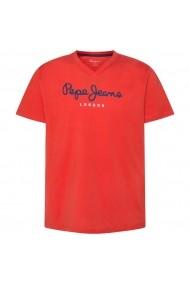 Tricou PEPE JEANS GHU571 rosu