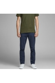 Pantaloni lungi JACK & JONES GHW661 bleumarin