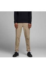 Pantaloni lungi JACK & JONES GHW665 bej