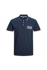 Tricou JACK & JONES GHY111 bleumarin