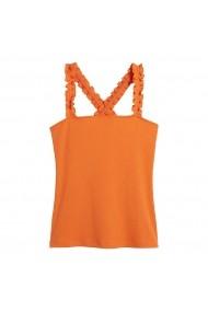 Tricou La Redoute Collections GHY715 portocaliu