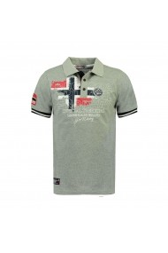 Tricou GEOGRAPHICAL NORWAY GIB706 gri