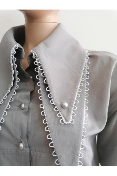 Camasi din batist fin Alba