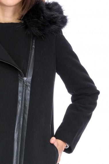 Palton Lashez Exclusive 1 - Negru