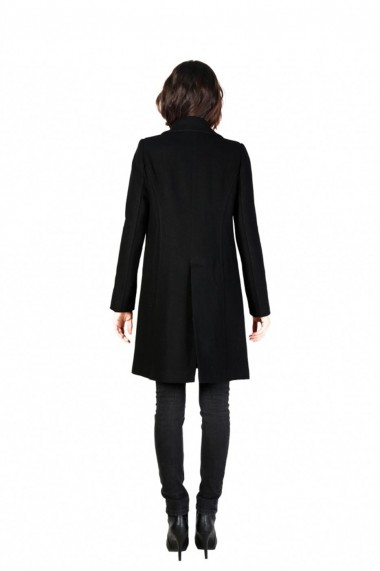 Palton Fontana 2.0 MARZIA S1NERO negru