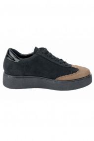 Pantofi Heine 035509 negru