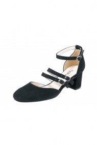 Pantofi cu toc Heine 045217 negru