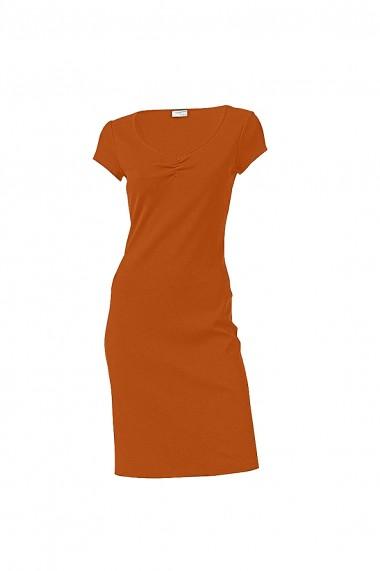 Rochie de zi heine CASUAL 059749 portocaliu