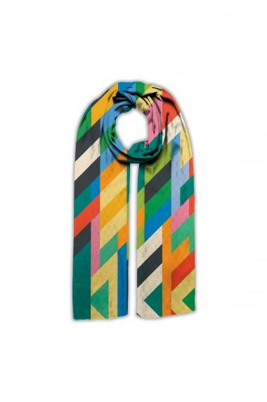 Esarfa OGOBONGO 07043 Multicolor