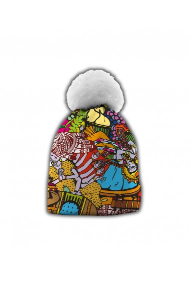 Caciula OGOBONGO 09067 Multicolor