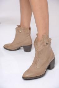 Botine ShoesTime 19K 604 Bej