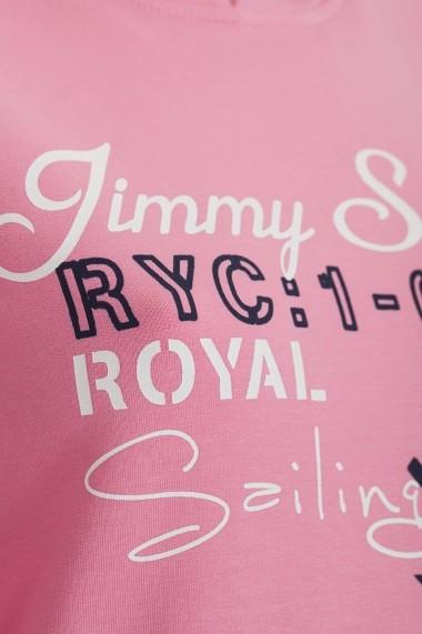 Hanorac Jimmy Sanders 19W JSSW8001 PINK Roz