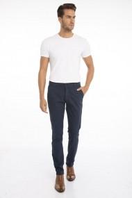 Pantaloni Jimmy Sanders 19W PM11000 NAVY Bleumarin