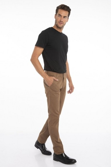 Pantaloni Jimmy Sanders 19W PM11000 VISON Maro