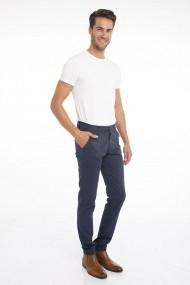 Pantaloni Jimmy Sanders 19W PM11001 NAVY Bleumarin