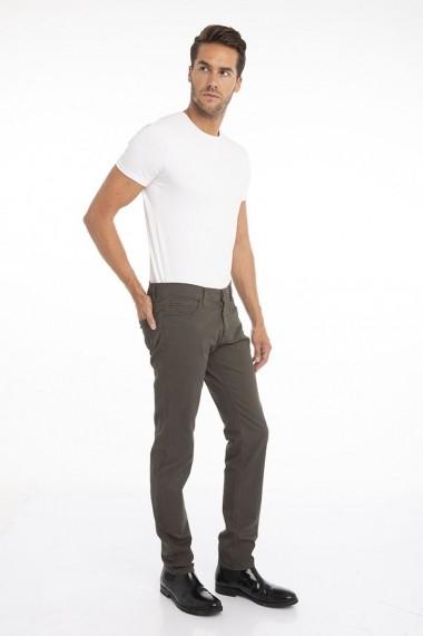 Pantaloni Jimmy Sanders 19W PM11002 KHAKI Kaki