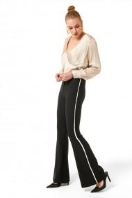Pantaloni Jimmy Sanders 19W PW10012 BLACK Negru