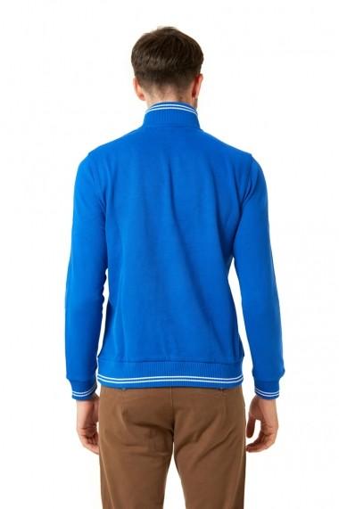 Bluza Jimmy Sanders 19W SM7006 SAX Albastru