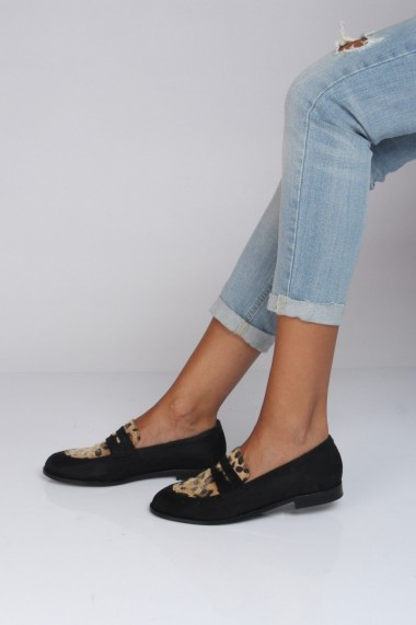 Mocasini ShoesTime 19Y 1010 Negru