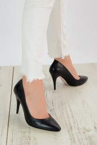 Pantofi cu toc ShoesTime 19Y 1943 Negru