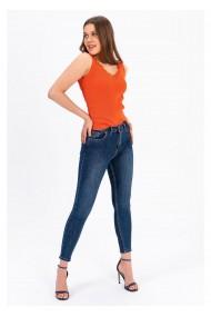 Jeans TIFFANY A0048Y833T-A63 Albastru