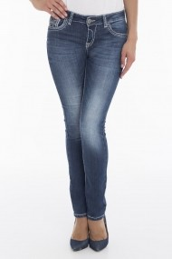 Jeansi Denim Culture MAS-ANNA DENIM Albastru