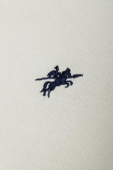 Pulover Denim Culture B-2800-32 Ecru