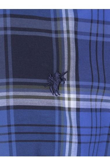 Camasa Denim Culture B-7648 Albastru