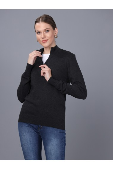 Pulover BASICS & MORE BA473039 Negru
