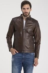 Jacheta din piele IPARELDE MAS-E790 Chestnut Maro