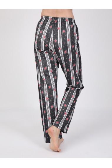 Pantaloni de pijama FELIX HARDY FE124782 Negru