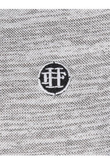 Tricou Polo FELIX HARDY FE297430 Gri