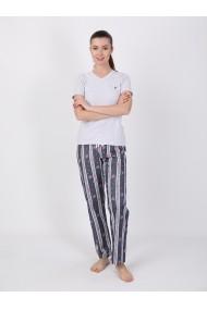 Pantaloni de pijama FELIX HARDY FE335727 Bleumarin
