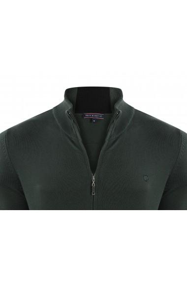 Cardigan FELIX HARDY FE363738 Verde