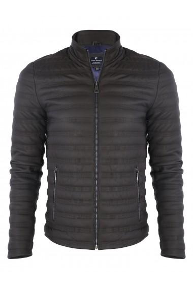 Jacheta din piele FELIX HARDY FE3718563 Maro