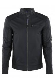Jacheta din piele FELIX HARDY FE4460376 Bleumarin