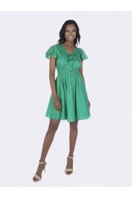 Rochie scurta FELIX HARDY FE5130196 verde
